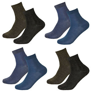 Womens Glitter Ankle Socks Ladies Blue Gold Silver Shimmer Shiny Sparkly 4-8