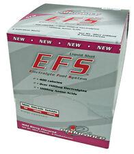First Endurance EFS Liquid 6 Pack Flask NEW! Wild Berry