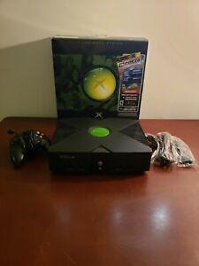 XBox Game Console In Original Box