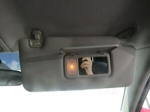 SUBARU LEGACY MK5 2010 REF - A619 / DRIVERS SUNVISOR SUN VISOR FREE P&P