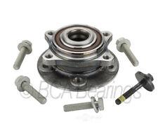 Axle Bearing and Hub Assembly Repair Kit Front BCA Bearing WE60679