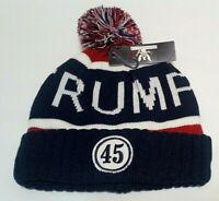 MAGA Keep America Great 45th President Donald Trump Winter Hat Beanie