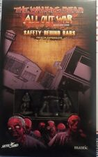 The Walking Dead All Out War - Safety Behind Bars - EXPANSION - MANTIC GAMES
