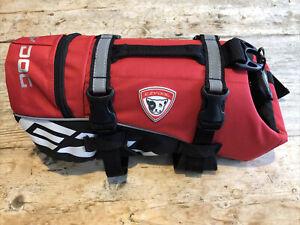 Ezydog Small Life Jacket Flotation Device Very Good Condition Dog Harness