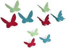 Umbra mariposa conjunto de 9-surtido