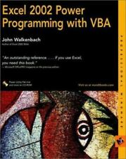 Excel 2002 Power Programming with VBA-ExLibrary