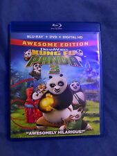 Kung Fu Panda 3 (Blu Ray and DVD ONLY)