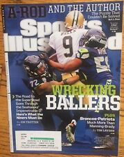 Sports Illustrated January 20 2014 Regional Bennett Avril Brees New Free Ship