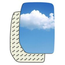 Right driver off side convex mirror glass Ford Transit Mk3 2000 - 2013 50RS