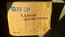 N-Tech 5.1 Home Theatre System Speakers 302 & Sub-Woofer