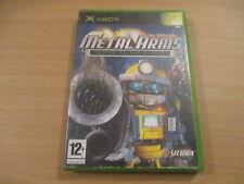 jeu xbox metal arms glitch in the system