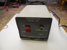 Waters 359 Compreamp Microphone Compressor Ham CB *Use for Collins* etc *Works*