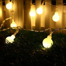 40 LED 4.3M Ball Shape String Light Lamp Decoration for Festival Chrismas Party