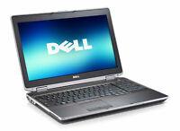 Dell Laptop Latitude E6520 Core i5 WiFi DVD 320GB Win 10 15.6' LCD HDMI