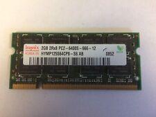 Hynix 2GB 2Rx8 PC2-6400S-666-12