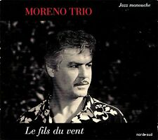 CD - moreno trio - Le fils du vent