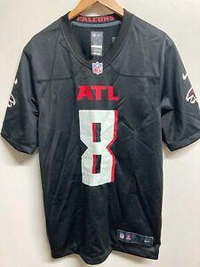 Atlanta Falcons Men's NFL Jersey - Nike Alternate Jersey - M - Pitts 8 - NWD