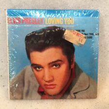 Vintage CHU BOPS Bubble Gum Mini Album Elvis Presley LOVING YOU