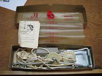 VINTAGE Tru-Eze Cervical H20 Neck Traction Device - Home Overdoor Over Door