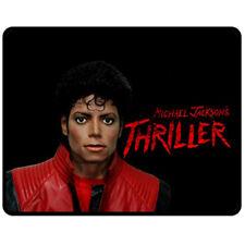 """New MJ Thriller Michael Jackson Billie Jane Fleece Blanket Bed Gift 50""""x60"""""""