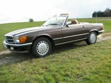 Mercedes-Benz R107 500 SL deutsches Fahrzeug --Restauriert--
