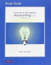 Study Guide to Financial & Managerial Accounting,  Chapter 1-14 (Chapters 1-13)