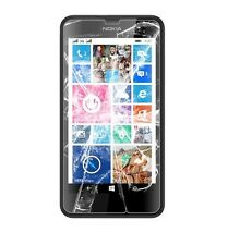 2x Nokia Lumia 630 635 film blindé ANTI-CHOC protecteur d'écran de HD