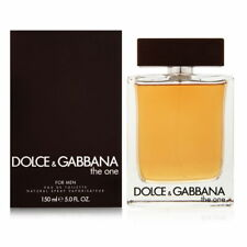 The One by Dolce Gabbana for Men 5.0 oz EDT Spray Brand New