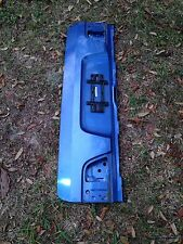 BMW X5 E53 4.6IS 4.8is LOWER TAILGATE LIFT-GATE TRUNK Estoril Blue OEM 00-06