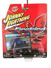 Johnny Lightning 1978 78 Pontiac Firebird Car Black Die Cast 1/64 Rubber Tires