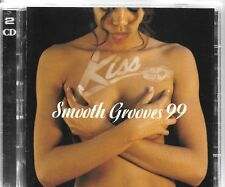 2 CD COMPIL 36 TITRES--SMOOTHE GROOVES 99--JAZ-Z/PRICE/DRU HILL/2 PAC/TRUCE...