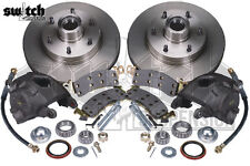 C10 Disc Brake Conversion Kit 1963-70 Chevy GMC 5 Lug 2.5 Drop Spindle McGaughys