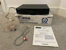 More details for pioneer f-656 synthesizer tuner boxed