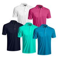 New Mizuno Digital Jacquard Golf Polo Moisture Management - Pick Size & Color