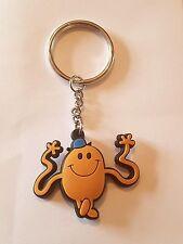 Mr Men /Mr Tickle Key Ring Character Gift