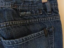 Buffalo David Bitton Ruffer Premium Denim Jeans Men's Size 34X32 (Actual 31x31)