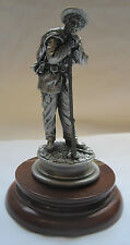 CHILMARK 'JOHNNY REB' SPECIAL EVENT NUMBERED ED PEWTER SCULPTURE BARNUM SIGNED