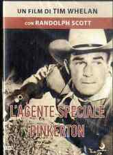 L'AGENTE SPECIALE PINKERTON di Tim Whelan con Randolph Scott DVD FILM NEW SEALED