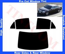 Pre Cut  Window Tint  Lancia Thema 4D 2011-... Rear Window & Rear Sides AnyShade