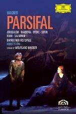 PARSIFAL (GA) HANS SOTIN 2 DVD KLASSIK NEU