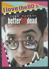 Better Off Dead (Dvd, 2008, I Love the 80s Widescreen Edition) John Cusack