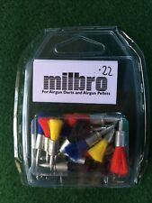a Pack of 20 .177 Milbro Soft Tail Darts