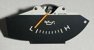 81-89 Dodge Ram Truck Oil Pressure Gauge Ramcharger D100 D150 250 350 1981-1989