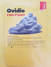 LIBRO PUBLIO OVIDIO NASONE - L'ARTE D'AMARE - BIBLIOTECA IDEALE TASCABILE 1996