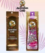 Productos de bronceado y protección solar Australian Gold