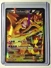 Pokemon Card - Full Art Charizard EX Generations Black Star Promo XY121 M Holo