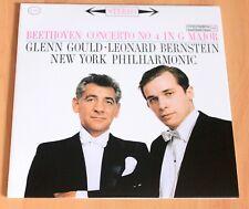 Beethoven - Concerto piano n°4 - Glenn Gould - Leonard Bernstein - CD Sony Neuf