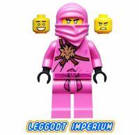 LEGO Minifigure - Avatar Pink Zane - Ninjago njo561 FREE POST