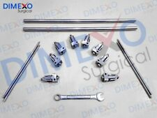 Surgical External Fixator Clamp 5.0 mm Orthopedic Surgical Instruments