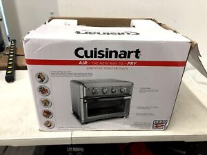 Cuisinart TOA-60 Convection Toaster Oven Airfryer Silver